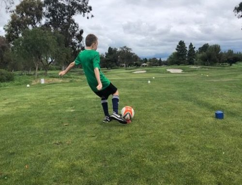 Introducing FootGolf