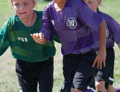 GUARANTEED FALL SOCCER ENDS JULY 15