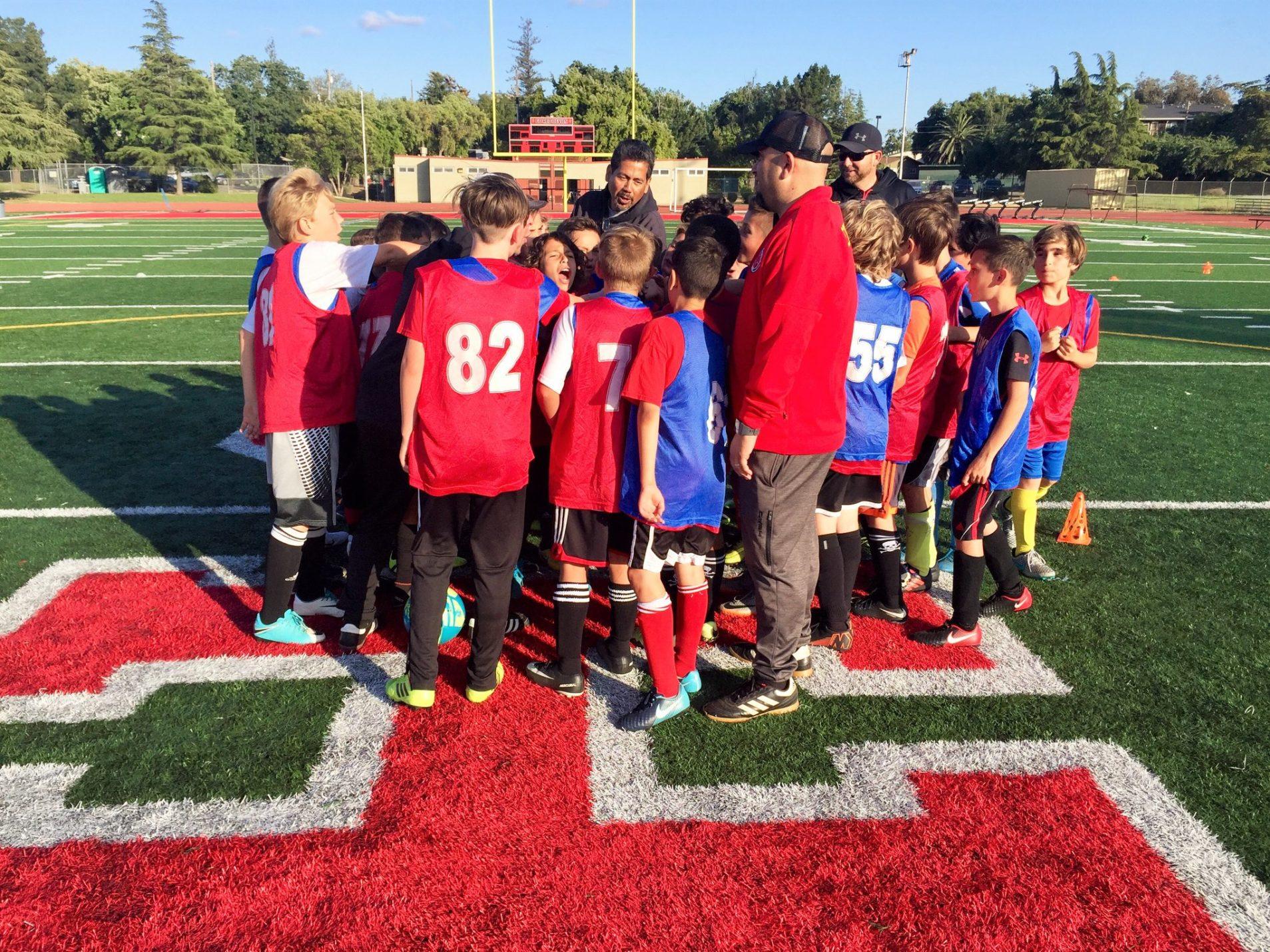 Mt Diablo Soccer Tryouts