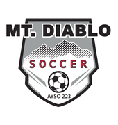 Mt Diablo Soccer Association – AYSO Region 223 Logo