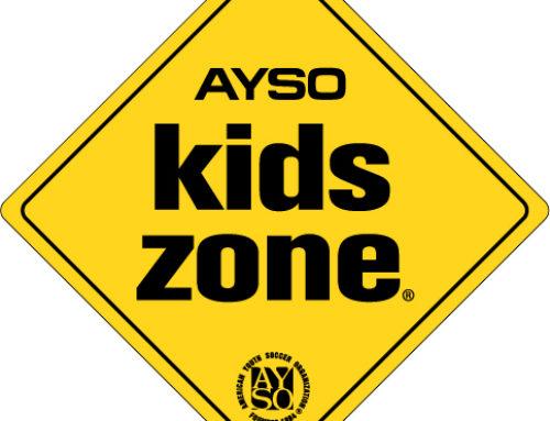 AYSO Kids Zone Pledge