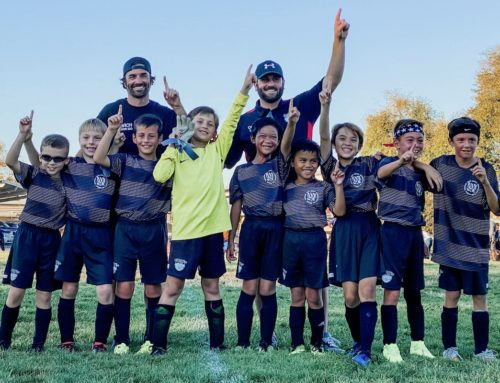 MDSA Win 4 Divisions at Area Cup