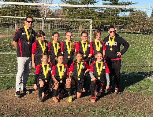 Elite U11 Boys and Girls Teams Bring Back Silver