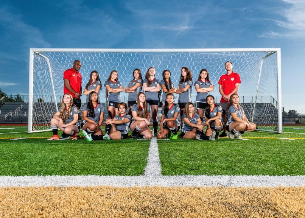 Mt Diablo Elite Soccer Heat - State Cup Winners