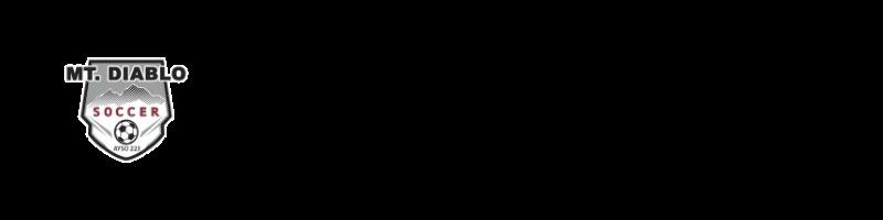 Mt. Diablo Soccer – AYSO Region 223 – MDSA Logo